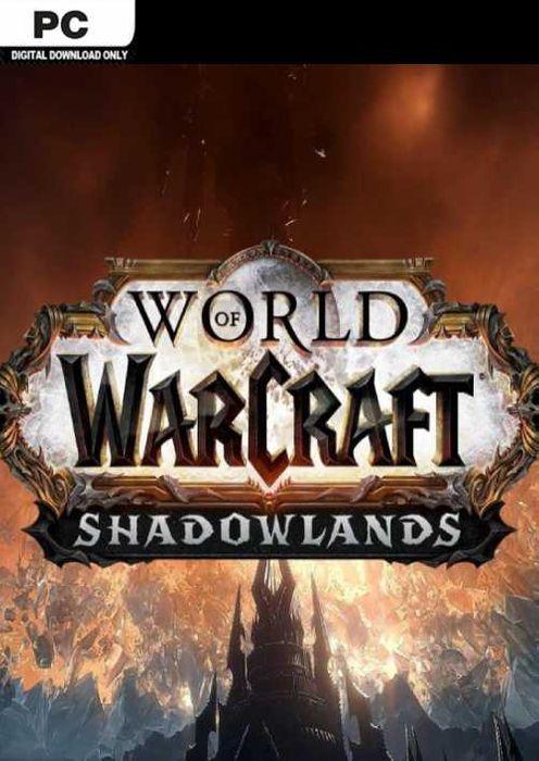 World of Warcraft: Shadowlands Battle.net (EU) Code - £28.69 @ CDKeys