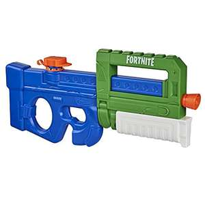 Fortnite Super Soaker Compact SMG Water Blaster - £5.62 Prime / +£4.49 non Prime @ AMazon