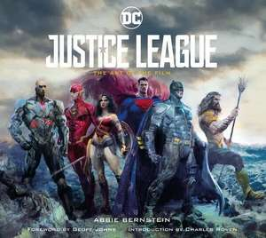 Justice League: The Art Of The Film (Hardcover) £4.99 (+£1 Delivery) @ Forbidden Planet