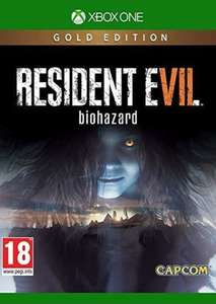 Resident Evil 7 Gold Edition (Digital Key) Xbox One / Series X Argentina via VPN £9.19 Using Voucher @Eneba /MagicCodes