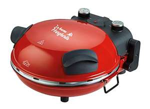 Italian 356° quick heating Pizza Oven with stone plate £76.39 delivered at Amazon Italy (UK Mainland)
