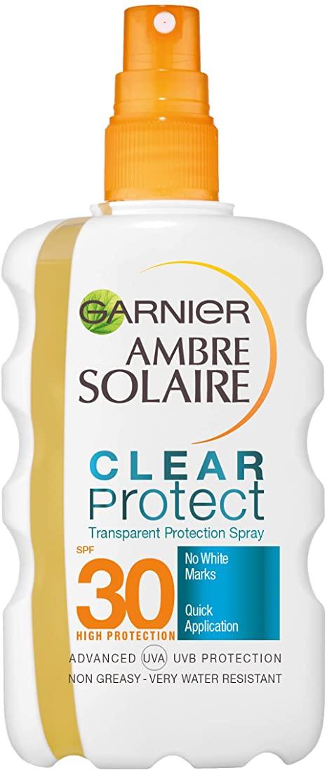 Garnier Ambre Solaire Clear Protect Sun Cream Spray 200ml SPF20/30/50 £1.99 @ Lidl (Norwich)