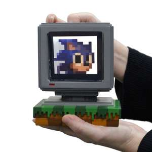 Official Sonic the Hedgehog TV Candle Holder and Watermelon Scented Candle - £6.99 Delivered @ SEGA Shop