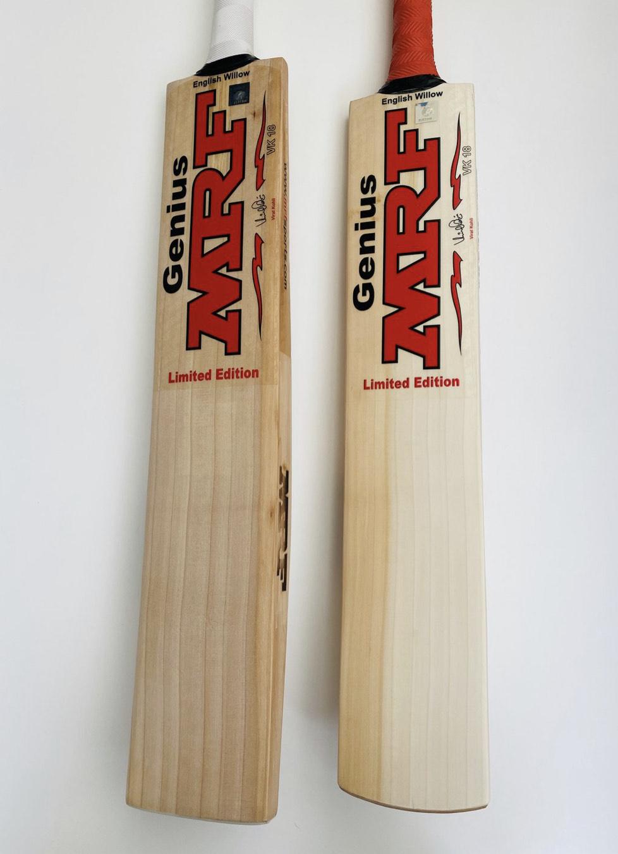 MRF Virat Kohli Genius Limited Edition Cricket Bat - Grade 1 English Willow £199.99 @ dkp cricket online