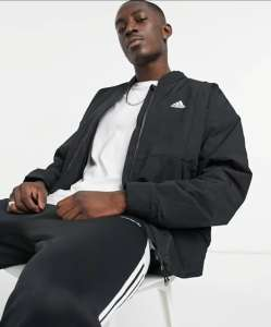 Adidas Back to sport Lined Insulation Jacket Now £38.08 with code - Free delivery @ ASOS