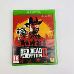 Red Dead Redemption 2 (XBox One) Used - £9.99 @ musicmagpie / eBay
