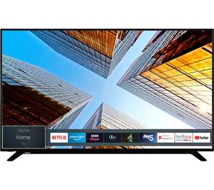 "Toshiba 65UL2063DB 65"" Smart 4K Ultra HD TV - £399 Delivered with code (UK mainland) @ AO"
