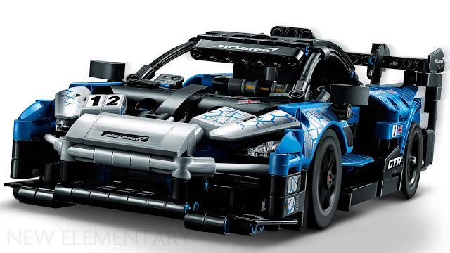 Lego Technic McLaren Senna GTR - £35.98 Instore @ Costco Sheffield