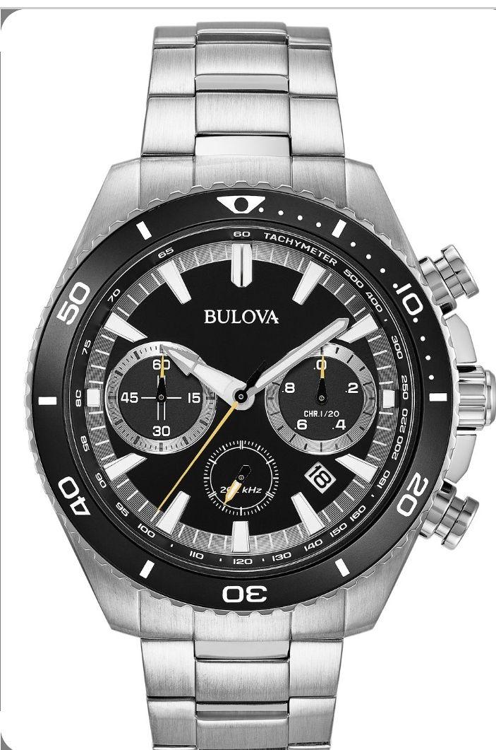 Bulova 98B298 Chronograph Watch - £234.99 @ H Samuel