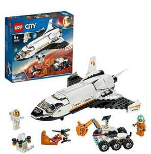 LEGO City Mars Research Shuttle Space Toy 60226 - £14.95 at eBay / velocityelectronics
