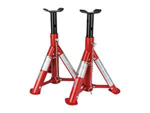 Ultimate Speed 2 Tonne Axle Stands £12.99 @ Lidl
