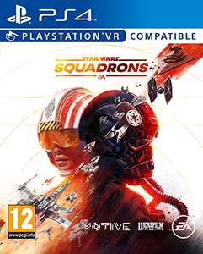 Star Wars: Squadrons (PS4) - £12.97 delivered (+£2.99 Non Prime) @ Amazon