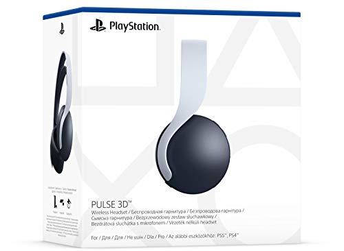 PlayStation 5 PULSE 3D Wireless Headset £72.71 Amazon