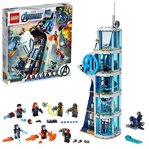 LEGO Marvel Avengers 76166 Tower Battle £50.26 (UK Mainland) sold by Amazon EU @ Amazon