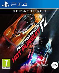 Need For Speed: Hot Pursuit Remastered (PS4) £14.97 (Prime) / £17.96 (Non prime) Delivered @ Amazon