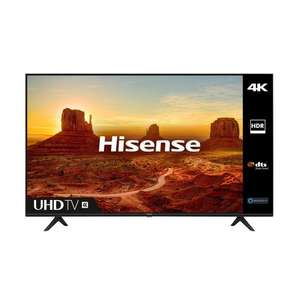 Hisense 55A7100FTUK 55 inch 4K Ultra HD HDR Smart LED TV Freeview Play £399 @ richer sounds