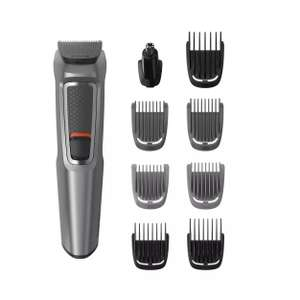 Philips Series 3000 9-in-1 Multi Grooming Kit for Beard and Hair, £17.39 delivered (with code) at Philips shop