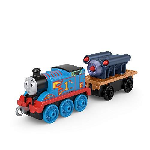Thomas & Friends Pushing Locomotive Character Thomas £4.14 (+£4.49 NP) Delivered @ Amazon