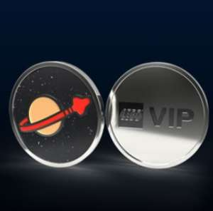 Lego Classic Space Coin 1150 VIP Points @ Lego Online