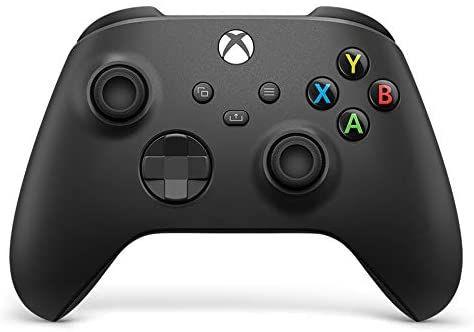 Xbox Wireless Controller Carbon Black - £42.73 (UK Mainland) @ Amazon Germany
