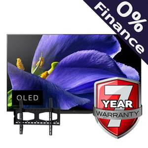 Sony KD77AG9BU OLED - MASTER Series OLED 4K Ultra HD TV + Free Wall Bracket - £3095 @ TPS UK