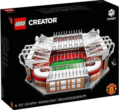 LEGO Creator Expert 10272 – Old Trafford – Manchester United - £184 @ StockMustGo