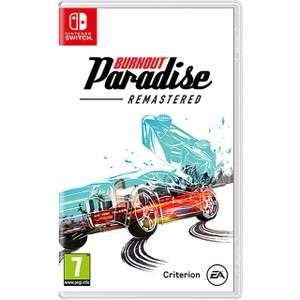 Burnout Paradise Remastered Switch for Nintendo Switch - £18 delivered (UK Mainland only) @ AO