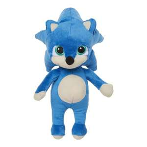 "Easter sale at SEGA Shop - Up to 70% Official including Sonic The Hedgehog Movie 21.59cm (8.5"") Plush + £2.99 delivery"