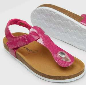 Joules infant/children sandals (New with defects) B-Grade £3.95 @ Joules Ebay