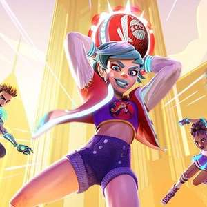 The Knockout City Cross-Play Beta Starts April 2 at EA Games
