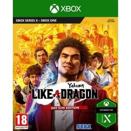 Yakuza: Like a Dragon Day Ichi Steelbook Edition (Xbox One) - £22.95 Delivered @ The Game Collection
