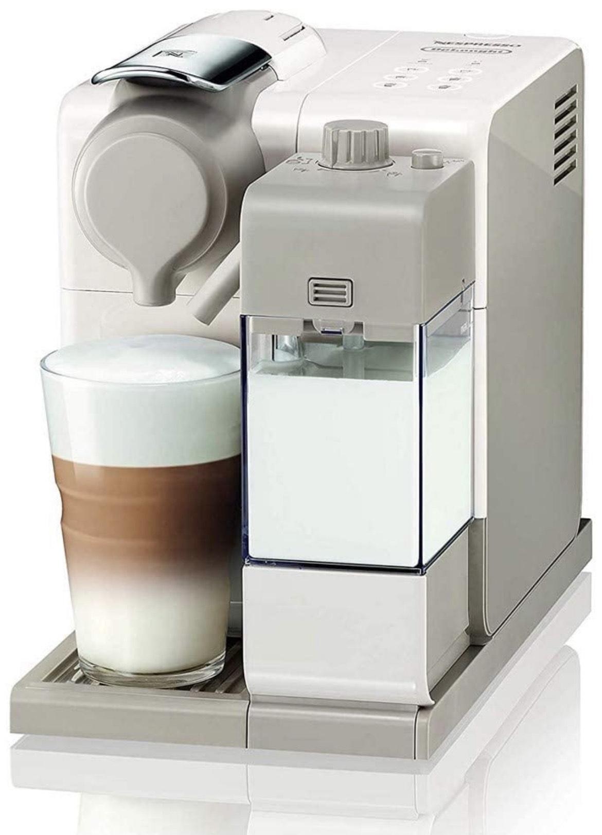 De'Longhi Nespresso Lattissima Touch Single Serve Capsule Coffee Machine £159.99 at Amazon