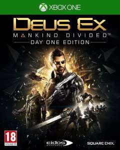 [Xbox One] Deus Ex: Mankind Divided - Day One Edition - £1.99 delivered @ Go2Games