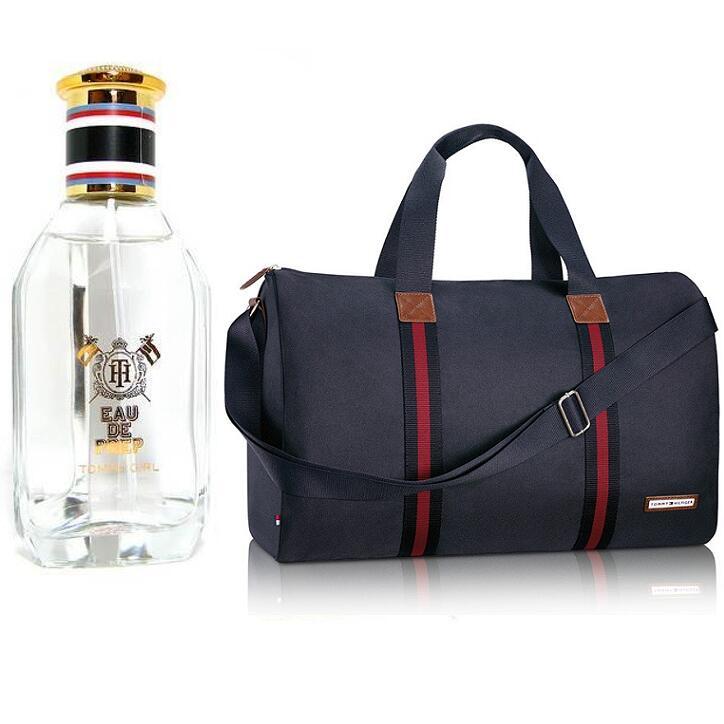 Tommy Hilfiger Eau De Prep W EDT100ml + Free Tommy Hilfiger Duffle Bag now £18.04 / £21.03 delivered @ The Fragrance Shop