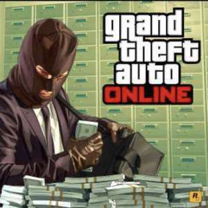 GTA $1,000,000 for Grand Theft Auto Online [PS4] - Free for PS Plus Members @ PlayStation PSN