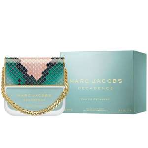 Marc Jacobs Decadence Eau So Decadent 100ml EDT £44.99 (Members Discount) + Free delivery @ The Perfume Shop