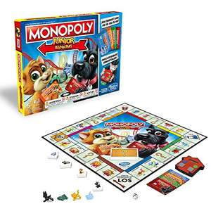 Hasbro Monopoly Junior Banking - £10.32 (Prime) + £4.49 (non Prime) at Amazon
