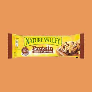 12 x Nature Valley Protein Peanut & Chocolate 40g Bars (short dated BB: 11/05/21) for £4 delivered @ Yankee Bundles