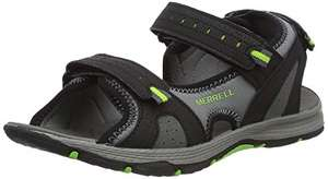 Merrell Unisex Kid's Panther 2.0 Ankle Strap Sandals Size 2 £9.54 (+£4.49 non-prime) @ Amazon