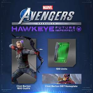 Marvel's Avengers PlayStation®Plus Reward - Hawkeye Bundle (PS4 / PS5) @ PlayStation Store