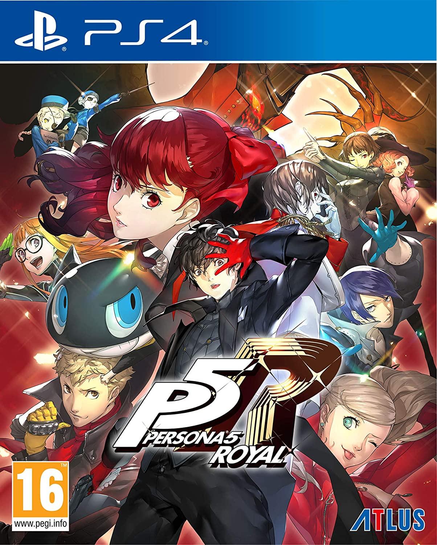 Persona 5 Royal (PS4) £22.99 (Free C&C) @ Argos