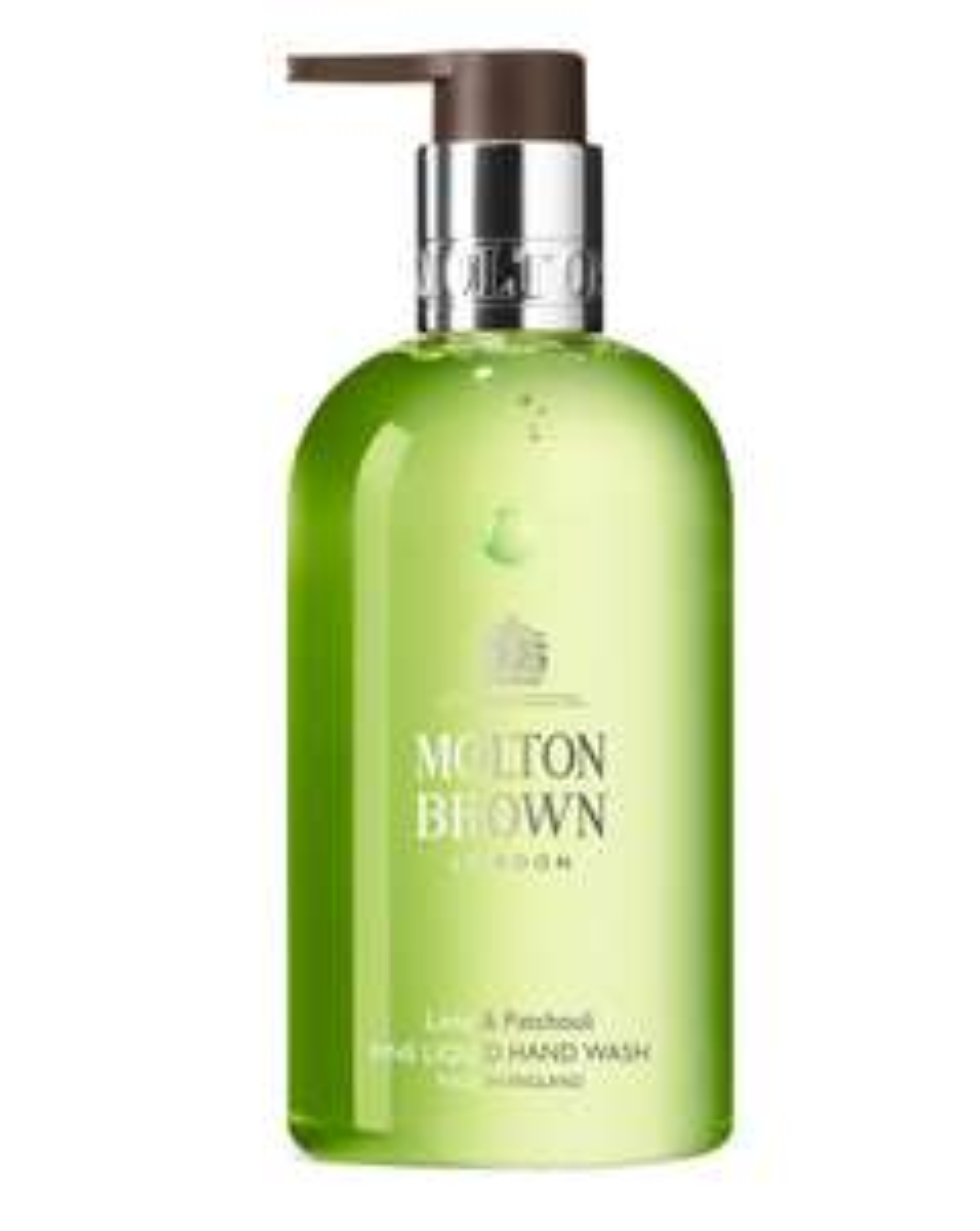 Molton Brown Lime & Patchouli Fine Liquid Hand Wash - £14.87 (+£4.49 NP) @ Amazon