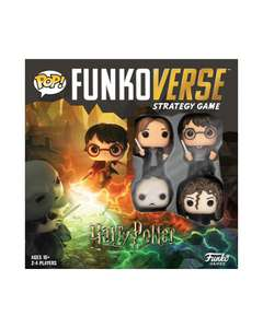 Funko Pop! Vinyl Funkoverse - Harry Potter and Game of Thrones games - £9.99 each plus £2.99 delivery at Just Geek