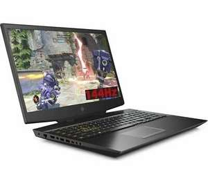 HP OMEN 17 17.3 Gaming Laptop (17-cb1523na) - Curry's Clearance (Grade A) - £1,359.20 @ eBay / Currys