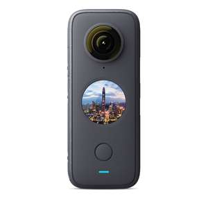 Insta360 One X2 (opened box, never used) 360 degree camera - £329 with code @ eBay / cameracentreuk
