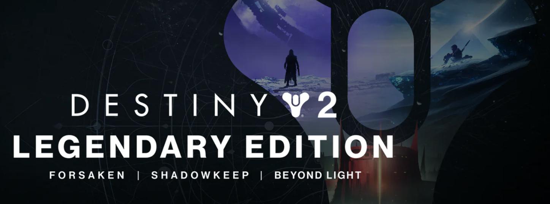 Destiny 2 - Legendary Edition [Steam] - £37.09 @ Fanatical