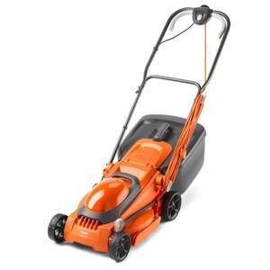 Flymo EasiMow 380R Electric Rotary Lawn Mower - 38 cm Cutting Width, 45 Litre Grass Box £86.32 @ Amazon