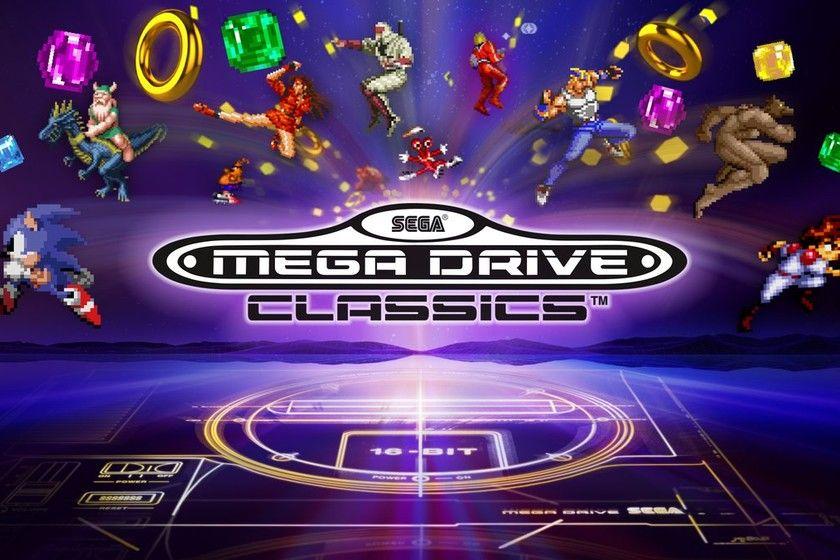 [Xbox One] Sega Mega Drive Classics - £8.74 @ Microsoft Store