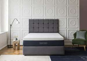King size 'The Ultima' Mattress - £1,154.59 with code (Plus 8% quidco cashback) @ Brook + Wilde