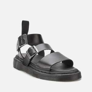 Dr Martens Gryphon Leather Sandals - £36 @ All Sole
